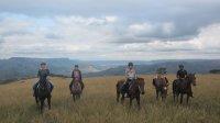 Mit Bo das Tal auf dem Pferderücken erkunden