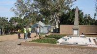 Woza eNanda –  Ohlange Pfad, Sehe, wo Nelson Mandela zum ersten Mal gewählt hat.