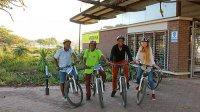 Erkunde die Stadt mit dem Mountain Bike